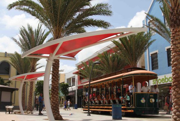 Tensile Fabric Structures | Tension Structures