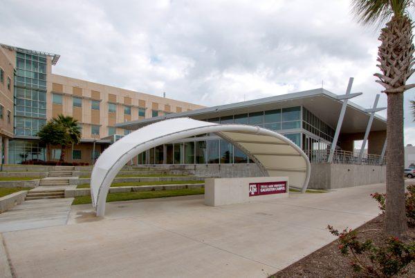 Texas A&M University   TensionStructures.com