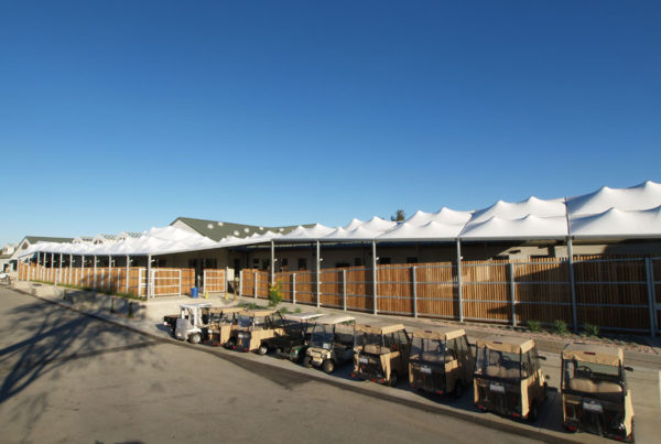 5 Benefits of a Semi-Permanent Tensile Buildings