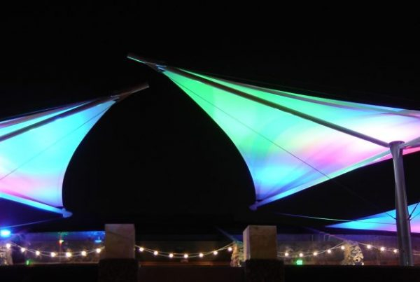 Additions for Your Tensile Fabric Structure