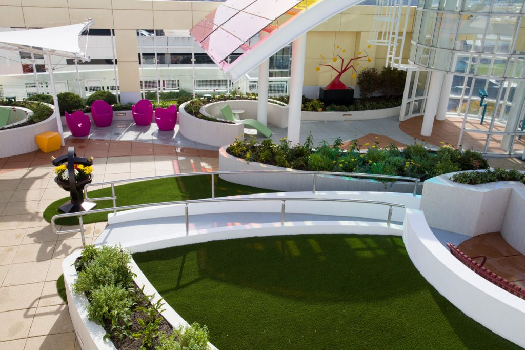 Addressing Landscape Architecture Trends with Tension Fabric Structures