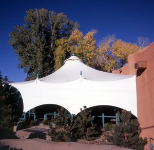 Advantages of a Tensile Fabric Building Structure