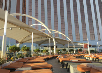 All-Weather Canopies for Grand Sierra Resort