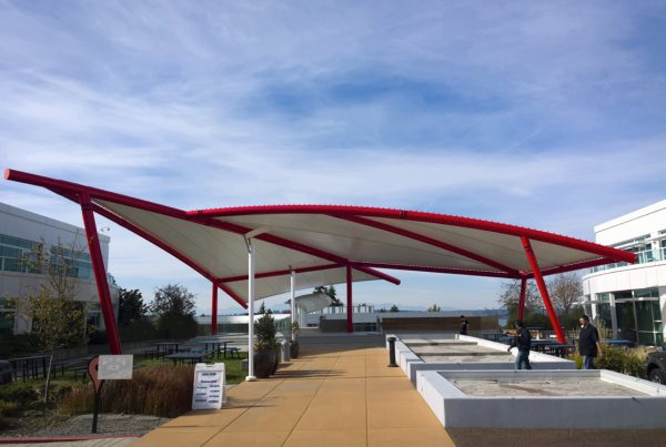 An Introduction to Tensioned Membrane Structures - commercial