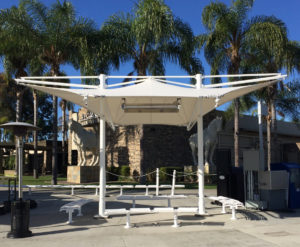 Entryways, Walkways, and Waiting Areas- Protecting Customers with Tensile Fabric Structures
