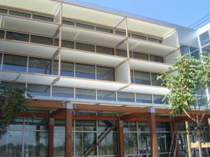 How Tensile Structures Can Improve Your Office Building