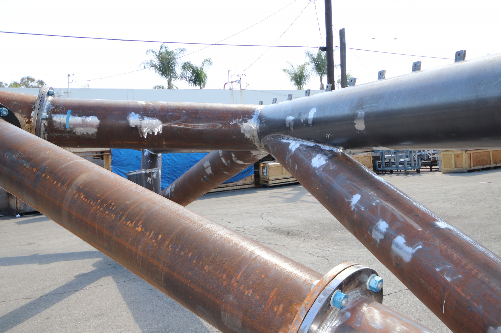 Manufacturing Services Tension Structures