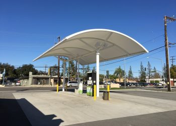 Tensile Shade Project Locations | Tension Structures