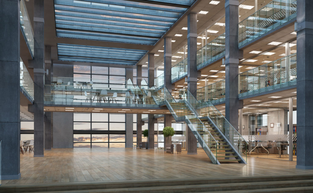 Modern Workplace Trends-Tensile Membrane Facades