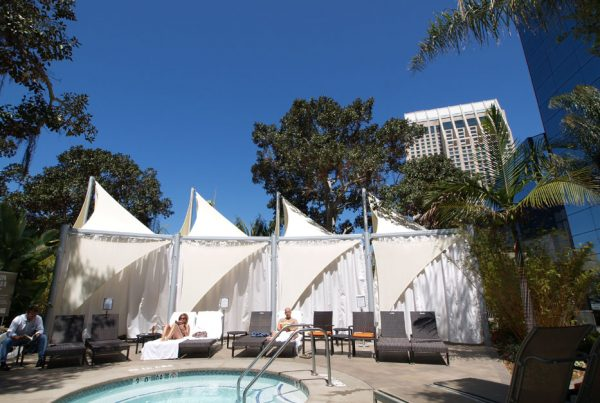 San Diego Marriott | TensionStructures.com