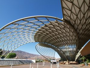 What is a Tensile Structure? | Tension Structures