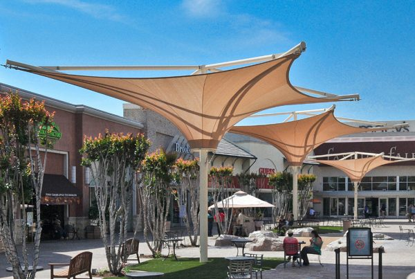 Preparing Your Property for Spring with Architectural Umbrellas