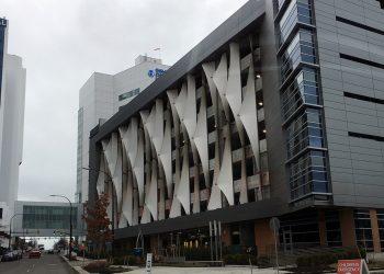 Project Highlight-Buffalo Niagara Medical Campus Parking Garage Solutions