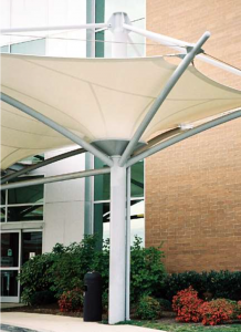 Tensile Membrane Structures - Scuppers and Drains