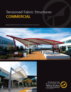 Commercial | Tension Structures