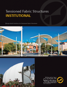 Instituational | Tension Structures