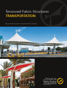 Transportation | Tension Structures