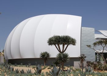 Tensile Fabric Architecture & Business Parks_Newport Beach Civic Center