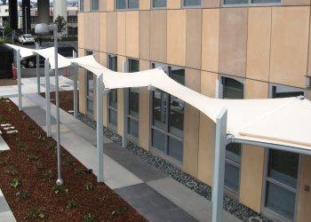 Tensile Fabric Architecture & Business Parks_UCSF Medical Center