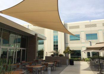 Tensile Fabric Architecture & Business Parks_ViaSat Campus