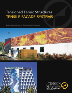 Tensile Facades | Tension Structures