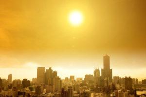 The Battle Against Urban Heat Island Effect