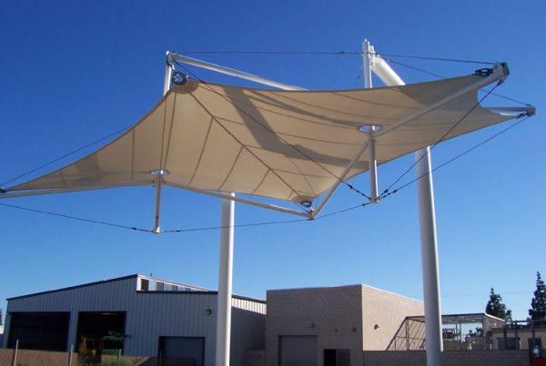 PTFE Coated Fiberglass | Tension Structures