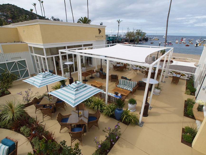 Pavilion Hotel Avalon Ca