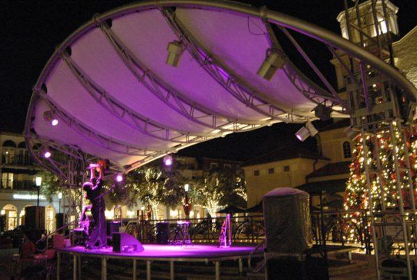 Portfolio tension structures - Palm beach gardens recreation center ...